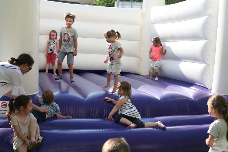 Den dětí aneb Olympijské hry v Avriopointu